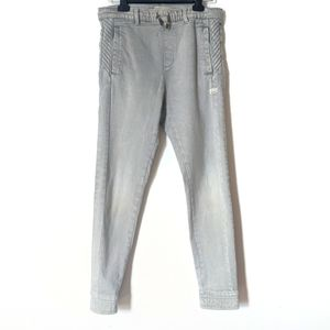 Zara Boys Collection Moto Cuffed Joggers 11/12